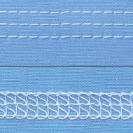 Trojitý prádlový steh